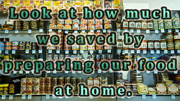 1 year emergency food supply i
