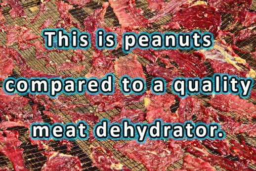 beef jerky dehydrator