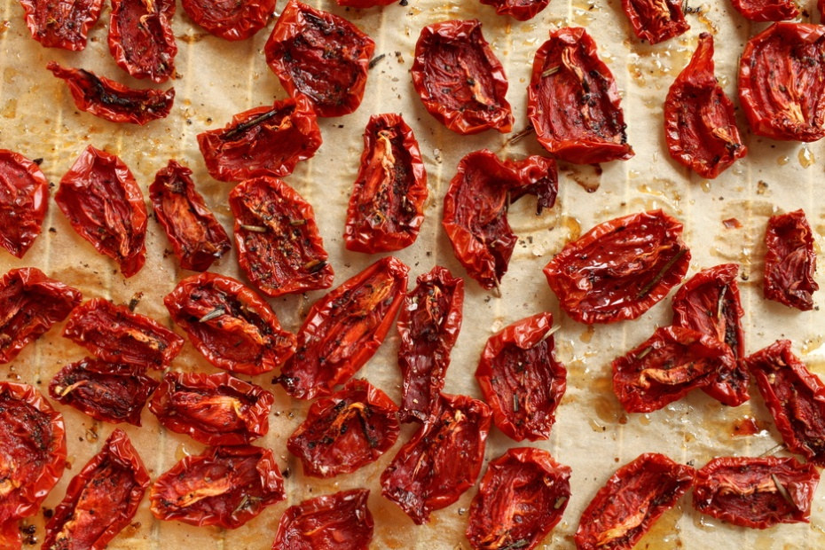 how to make sun dried tomatoes