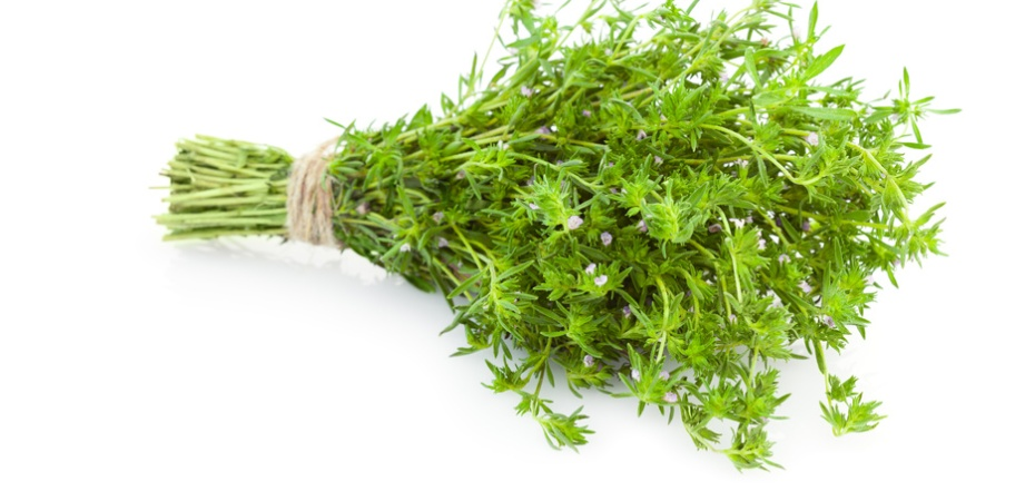 how to dry thyme